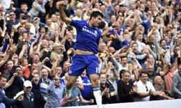 Foto: (Crónica) Costa vuelve a marcar y el Chelsea sigue líder (REUTERS)