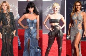 Foto: La heterogeneidad en los looks de los MTV Video Music Awards (GETTY)