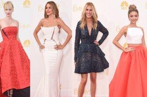 Foto: Los looks de los Emmy, una alfombra roja fresca digna de Oscar (GETTY)