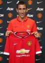 Foto: Di María, nuevo jugador del Manchester United