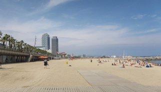 Tancats 24 apartaments turístics de la Barceloneta en dos dies