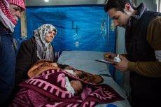 Foto: L'ONU acusa de crims de guerra l'Estat Islàmic i el règim d'Al-Assad (NICOLE TUNG)