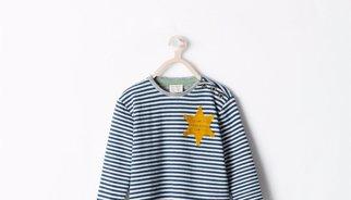 Zara retira una camiseta por su parecido con atuendo en los campos de concentración