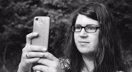 Foto: Diseñan un sensor para controlar la evolución del glaucoma mediante 'selfies' (FLICKR/DAVID SCHIERSNER)