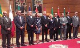 Foto: España prepara una cumbre euromediterránea en Madrid para hablar del Magreb y Oriente Próximo (MINISTERIO DE EXTERIORES)