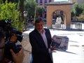 Foto: Lissavetzky invita a Botella a seguir el ejemplo del alcalde de Berlín (EUROPA PRESS)