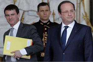 El Gobierno francés mantiene a sus pesos pesados