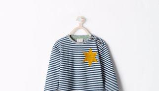 Zara retira una samarreta que s'assembla a la roba dels camps de concentració nazis