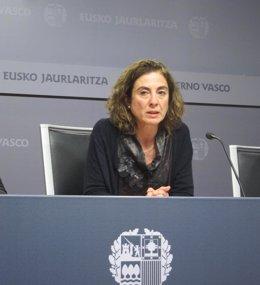 "Foto: Bildu exige explicaciones a la consejera vasca de Cultura por respaldar un alarde que ""discrimina"" a mujeres (EUROPA PRESS)"