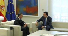 Foto: Rajoy comunicó la pasada semana a Urkullu su interés por reunirse con él, pero aún no hay fecha (EUROPA PRESS)