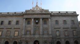 Foto: La capilla ardiente de Peret abrirá al público en el Ayuntamiento de Barcelona todo el jueves (EUROPA PRESS)