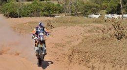 Foto: Marc Coma sigue líder en Brasil (EDOARDO BAUER)