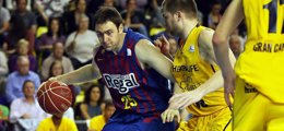 Foto: Lorbek abandona el FC Barcelona (ACB PHOTO)