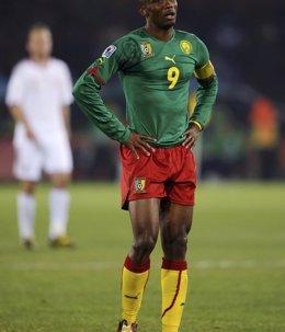 Foto: Eto'o anuncia que abandona la selección de Camerún (REUTERS)