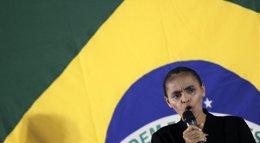 Foto: Brasil.- Silva responde sobre las presuntas irregularidades que envuelven el accidente en el que falleció Eduardo Campos (UESLEI MARCELINO / REUTERS)