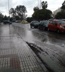 Foto: Un total de cinco provincias estarán en alerta por lluvias, tormentas, oleaje y máximas de hasta 38ºC (EUROPA PRESS)