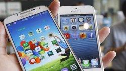 Foto: La Justicia deniega a Apple la prohibición de los productos Samsung (REUTERS)