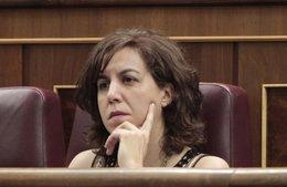 Foto: Irene Lozano dice que seguirá defendiendo que UPyD no se alíe con Ciudadanos para mantener su independencia (EUROPA PRESS)