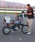 Google ahora quiere probar una moto que no necesita conductor