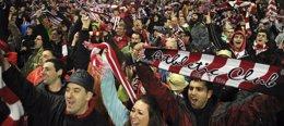 Foto: Bilbao pide acoger la próxima final de Copa para celebrar el estreno de San Mamés (Reuters)