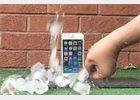 Foto: iPhone 5S se moja por la ELA y se ríe del equipo de diseño de Samsung
