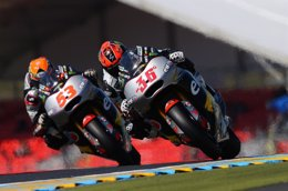 Foto: Rabat afronta otro duelo con Kallio en Moto2 (DAVID GOLDMAN)