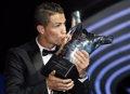 Foto: Cristiano Ronaldo, nombrado Mejor Jugador en Europa (REUTERS)