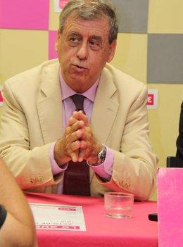"""Foto: Sosa Wagner (UPyD) asegura que ha hablado """"mil veces"""" con Rosa Díez sobre la alianza con Ciudadanos (UPYD)"""