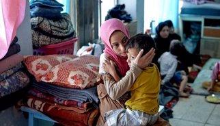 ACNUR anuncia l'obertura d'un nou campament de refugiats al Kurdistan