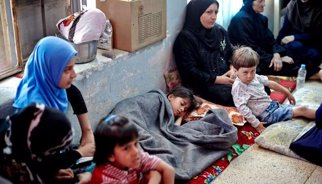 ACNUR xifra en tres milions el nombre de sirians inscrits com a refugiats des del començament de la crisi