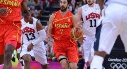 Foto: (Previa) España y Estados Unidos vuelven a retarse por la gloria (ALBERTO NEVADO / FEB )