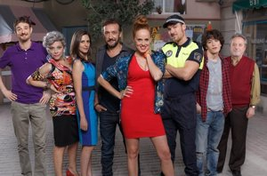 "Foto: La segunda temporada de ""Vive cantando"" llega este martes a Antena 3 (EUROPAPRESS/ROBERTO GARVER)"