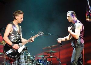Foto: Inspirada en Elvis, 'Personal Jesus' de Depeche Mode, cumple 25 años (DEPECHE MODE)