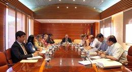 Foto: Cospedal abrirá el miércoles el Debate parlamentario del estado de la Castilla-La Mancha (EUROPA PRESS/CORTES)