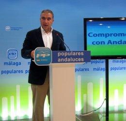 """Foto: El PP andaluz tacha a IU de """"bufón"""" de Susana Díaz para """"esconder debajo de las alfombras la corrupción de la Junta"""" (EUROPA PRESS)"""