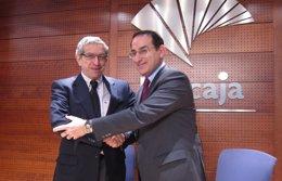 Foto: Unicaja Banco obtuvo un beneficio de 547 millones hasta junio (EUROPA PRESS)