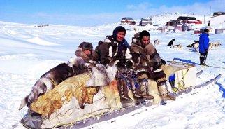 Los primeros humanos del Ártico americano vivieron 4.000 años aislados
