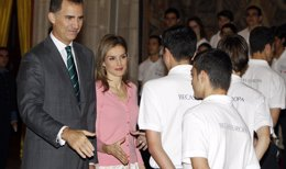 Foto: Los Reyes inauguran la próxima semana el Foro España-EEUU, que analizará el acuerdo de libre comercio con la UE (JLVM)