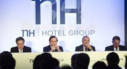 Foto: NH Hotel Group reduce un 10,8% sus pérdidas en el primer semestre, hasta 25,4 millones (NH)