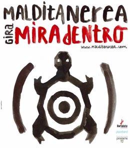 Foto: Maldita Nerea presentará en Santander su nuevo disco en diciembre (ORGANIZACIÓN)