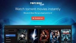 Foto: Popcorn Time llegará a iOS en los próximos días (POPCORN TIME)