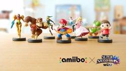 Foto: Confirmadas las figuras de lanzamiento de Amiiboo (AMIIBOO)