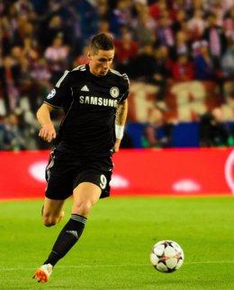 Foto: El Chelsea anuncia la cesión de Torres al Milan por dos temporadas (EUROPA PRESS)