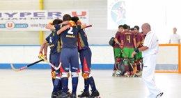 Foto: La selección española sub-17 se clasifica para la final del Europeo (FEP)