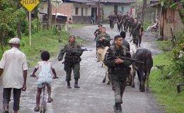 Foto: Detienen a un sanguinario paramilitar colombiano en Panamá (COLPRENSA/CALDAS ALVAREZ, MARIA CAMILA)