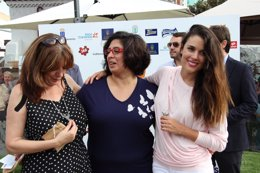 Foto: Adriana Ugarte recomienda Canarias como plató de cine (CEDIDA)