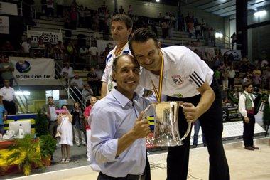 Foto: Óscar González, nuevo campeón de España de bolos (GOBIERNO)