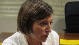 """Consulta.- Forcadell demana la participació del PSC a la 'V': """"Els trobem a faltar"""""""