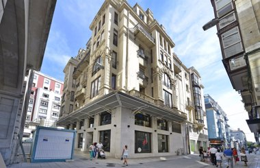 Foto: El Ayuntamiento rehabilitará de forma subsidiaria el edificio de la Plaza del Príncipe (AYTO)