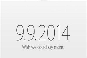 Apple confirma el evento del iPhone 6